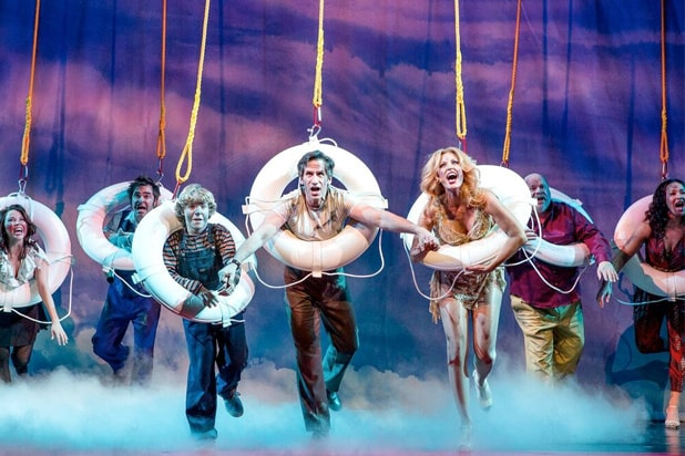 10 Worst Theater Productions in 2016, From 'Paramour' to 'Disaster!'