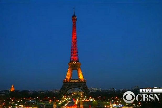 Eiffel Tower Belgium