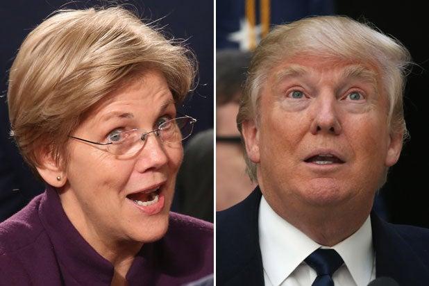 Elizabeth Warren 'really couldn't believe' Donald Trump's 'Pocahontas' Comment