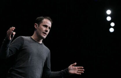 Evan Williams Address Developers Conference