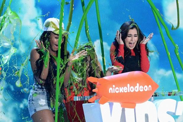 Kids' Choice Awards Fifth HarmonyKids' Choice Awards Fifth Harmony
