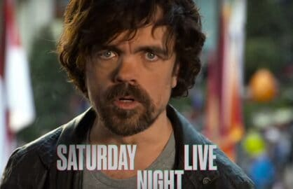 game of thrones peter dinklage saturday night live