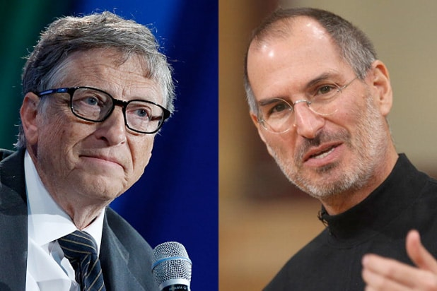 bill gates steven jobs Watch video microsoft co-founder and chairman bill gates dismissed criticisms of him by long-time competitor steve jobs in the new biography released after jobs' death, saying none of that bothers me at all, while praising.