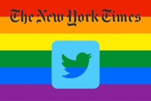 gay twitter new york times