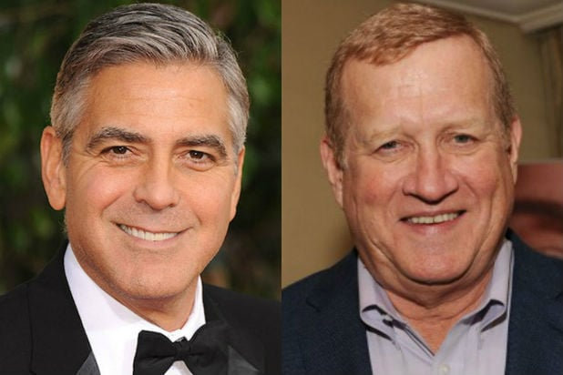 george clooney remembers ken howard