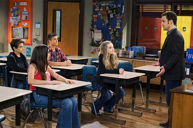 Girl Meets Legacy