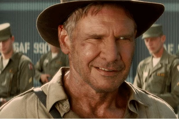 harrison ford indiana jones old