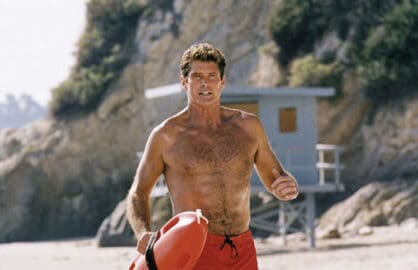 david hasselhoff baywatch