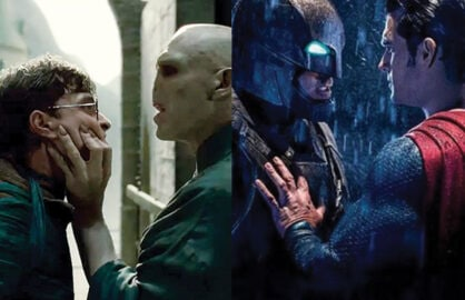 Harry Potter/Batman V Superman