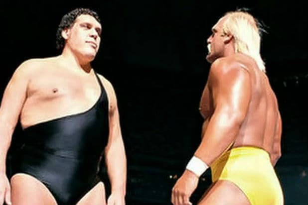 hulk hogan andre the giant