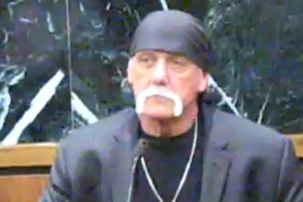 Hulk Hogan sex video