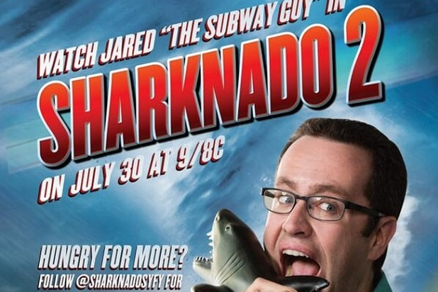 jared fogle sharknado