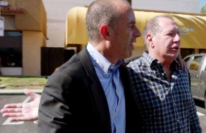 Jerry Seinfeld Garry Shandling