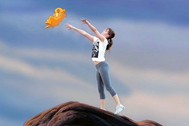 Jennifer Lawrence Simba meme