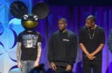 Tidal Launch Event NYC #TIDALforALL Kanye West Deadmau5