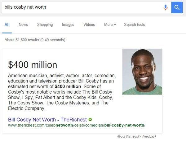 kevin hart bill cosby google