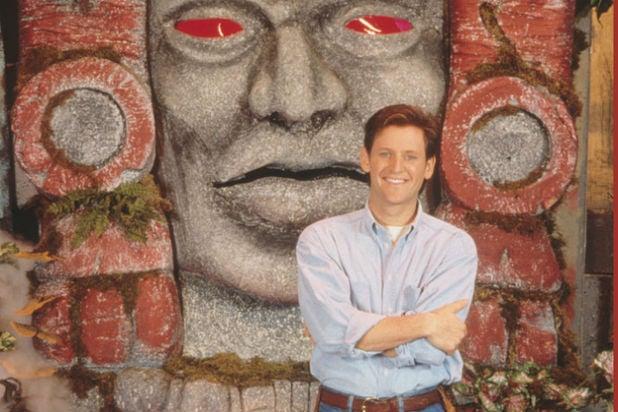 legends of the hidden temple kirk fogg
