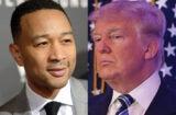 John Legend Calls Donald Trump racist