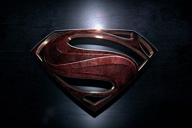 Man Of Steel Superman Logo