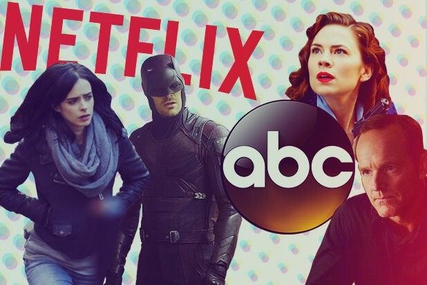 Marvel Netflix ABC