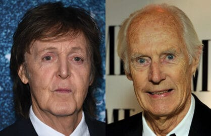 Paul McCartney Remembers George Martin