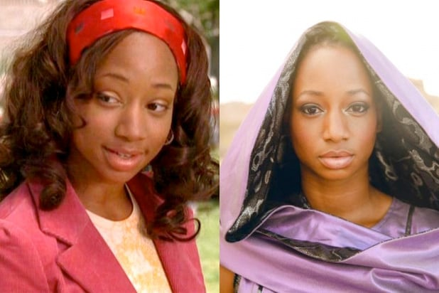 monique coleman in high school musical and the fourth door