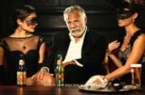 most interesting man in the world dos equis