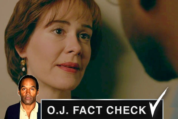 oj fact check marcia clark chris darden