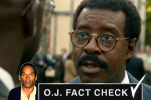 oj fact check johnnie cochran