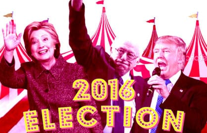 How the 2016 Presidential Election Became the Hottest Show on Television