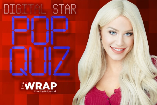 Digital star Gigi Gorgeous