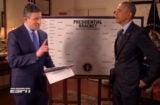 president obama espn