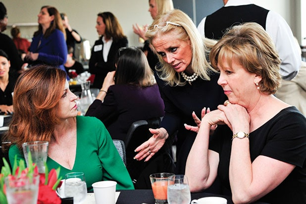 Debbie Dingell Power Women Breakfast