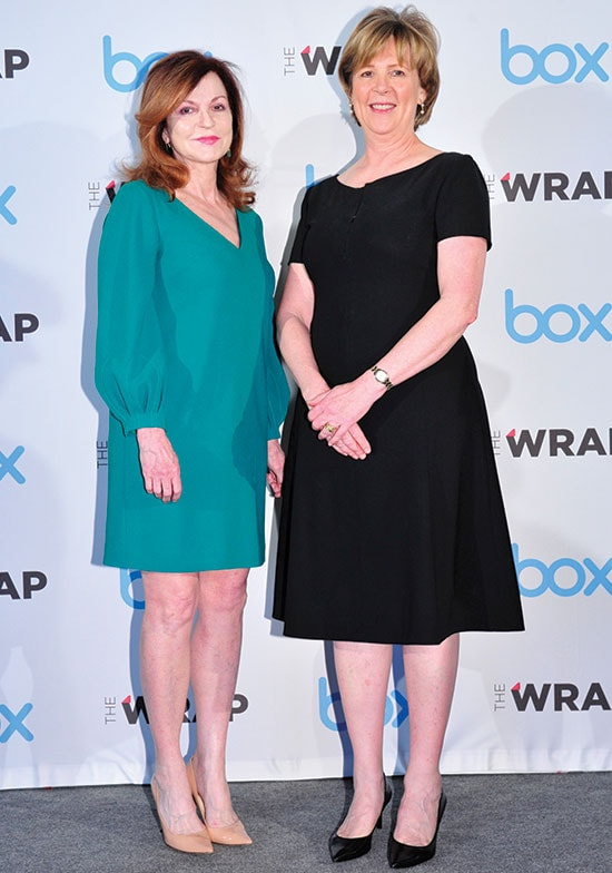 Maureen Dowd Elisabeth Bumiller Power Women Breakfast