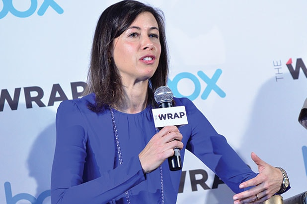 Jessica Rosenworcel TheWrap's Power Women Breakfast