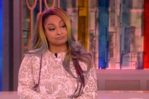 Raven Symone The View