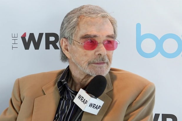 Burt Reynolds Joins Quentin Tarantino's Next Film