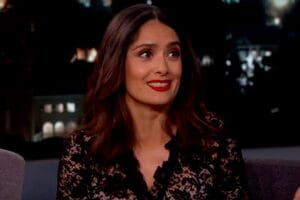 Salma Hayek about Donald Trump