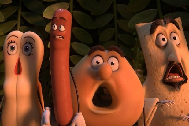 Theater Sorry 'Sausage Party' Trailer Ran Pre-'Finding Dory'