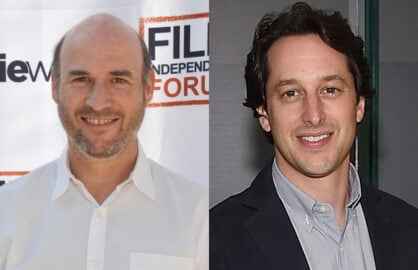 MATTHEW GREENFIELD AND DAVID GREENBAUM Fox Searchlight