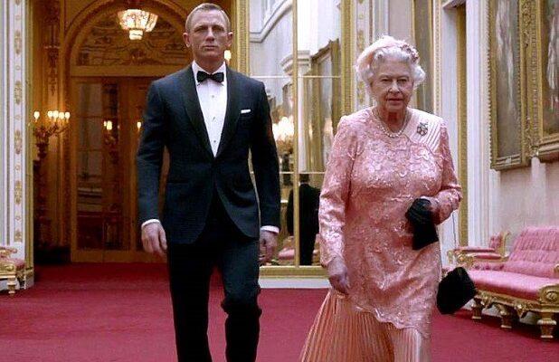 skyfall james bond queen elizabethelizabeth