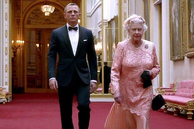 skyfall james bond queen elizabeth