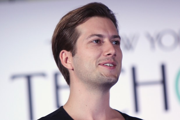 Founder and CEO of SoundCloud Alexander Ljung
