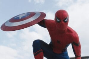 spider-man captain america civil war