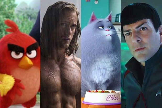 Summer Movie box office Showdowns
