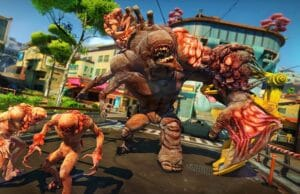 sunset overdrive games with gold