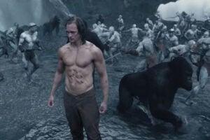 Tarzan new trailer