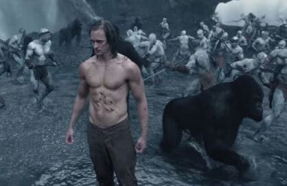 Tarzan new trailer