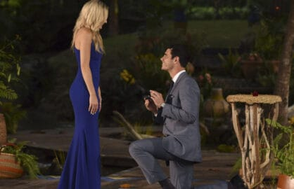 The Bachelor Season 20 finale