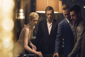 The Night Manager hugh laurie